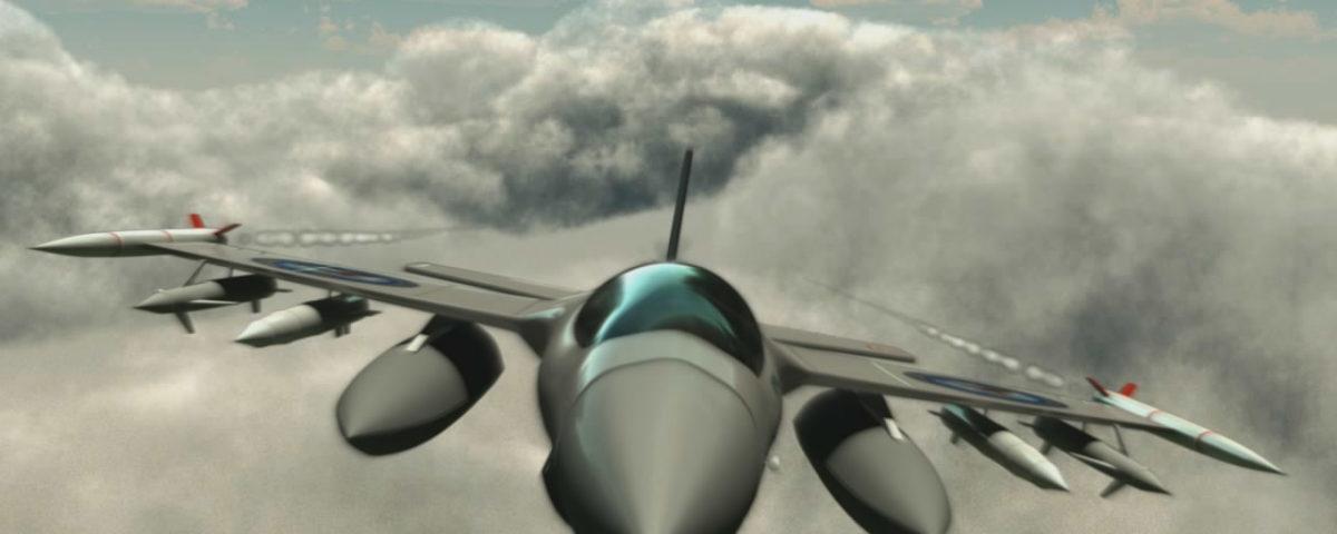 Creando el F-16