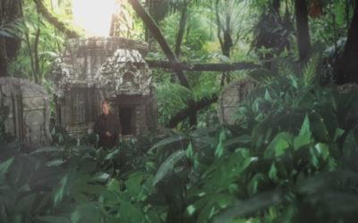 Composición de 2D a 3D en After Effects