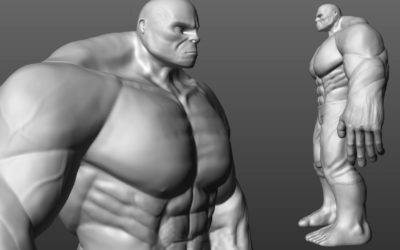 Creando a Hulk