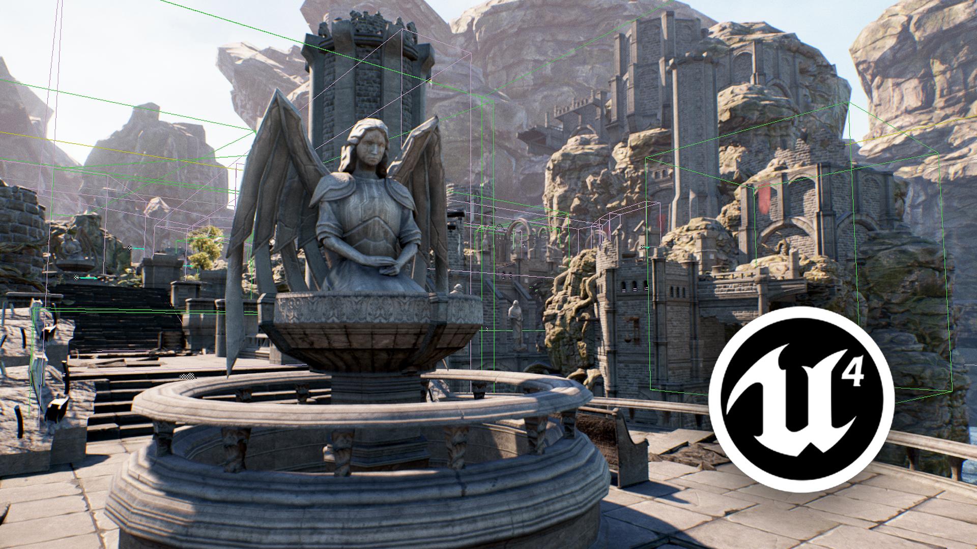Master en Creación de Videojuegos con Unreal Engine 4