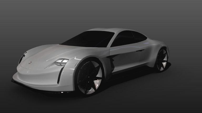 Modelando un auto deportivo en Maya