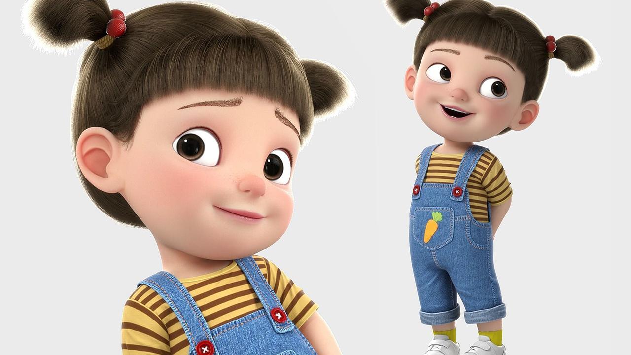 Creando personajes infantiles cartoon para animación en Maya CURSO EN VIVO – Lunes